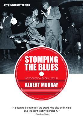 Stomping the Blues Cover Image