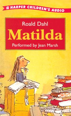 Matilda Audio: Matilda Audio Cover Image