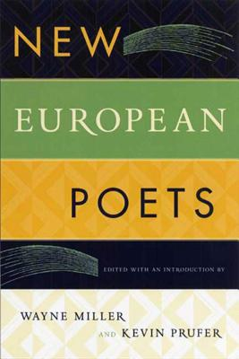 Cover for New European Poets