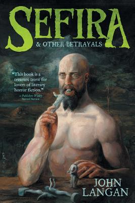 Sefira and Other Betrayals Cover Image