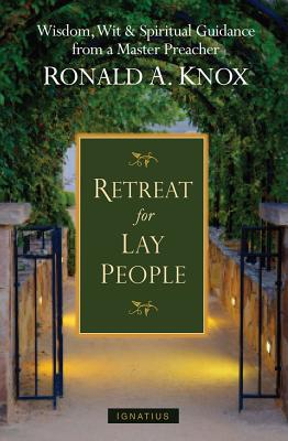 Cover for A Retreat for Lay People