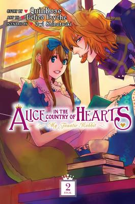 Alice in the Country of Hearts Cover