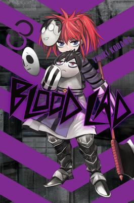 Blood Lad, Vol. 3 Cover