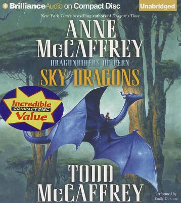 Sky Dragons (Dragonriders of Pern (Audio Unnumbered)) Cover Image