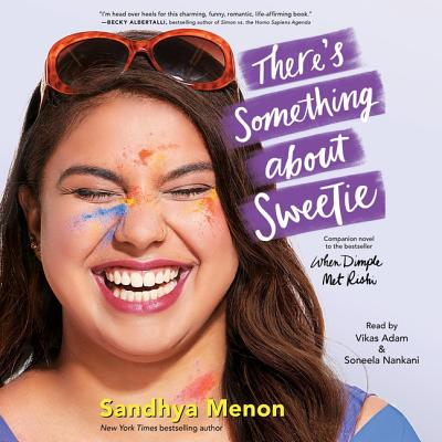 There's Something about Sweetie Cover Image