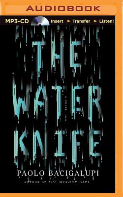 Cover for The Water Knife