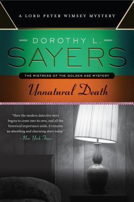 Unnatural Death Cover