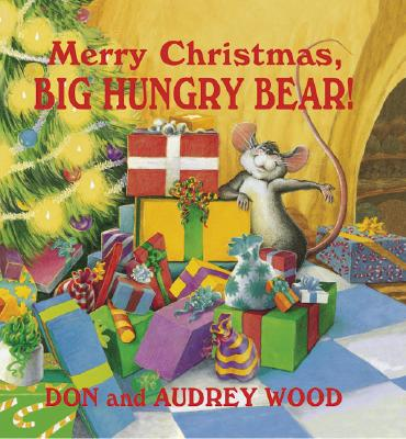 Merry Christmas, Big Hungry Bear! Cover