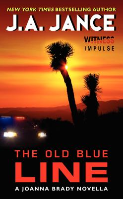 The Old Blue Line: A Joanna Brady Novella Cover Image