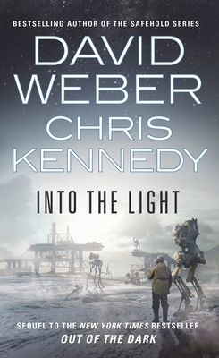 Cover for Into the Light (Out of the Dark #2)