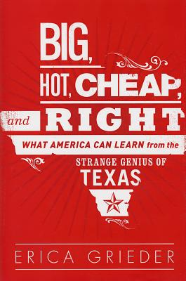 Big, Hot, Cheap, and Right Cover