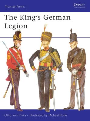 The King's German Legion Cover
