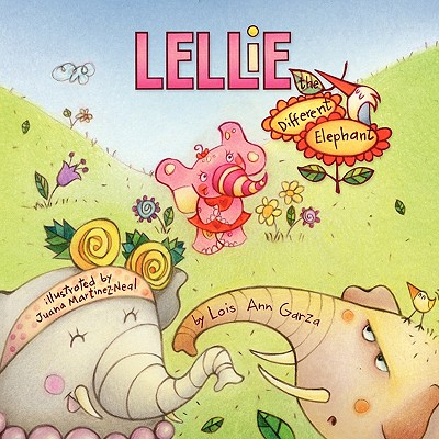 Cover for Lellie the Different Elephant