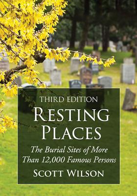 Cover for Resting Places