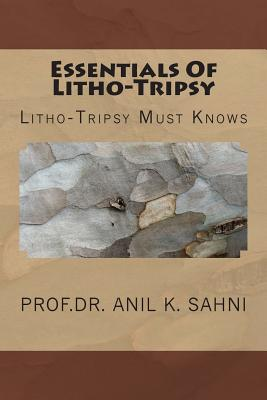 Essentials Of Litho-Tripsy: Litho-Tripsy Must Knows Cover Image