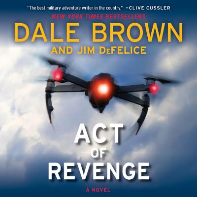 Act of Revenge Lib/E (Puppetmaster #2) Cover Image