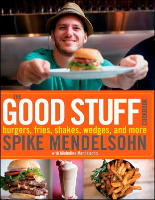 The Good Stuff Cookbook Cover Image