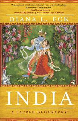 India: A Sacred Geography Cover Image