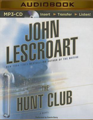 The Hunt Club (Wyatt Hunt Novels (Audio) #1) Cover Image