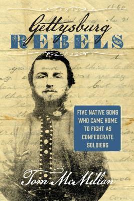 Cover for Gettysburg Rebels