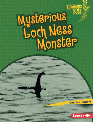 Mysterious Loch Ness Monster Cover Image