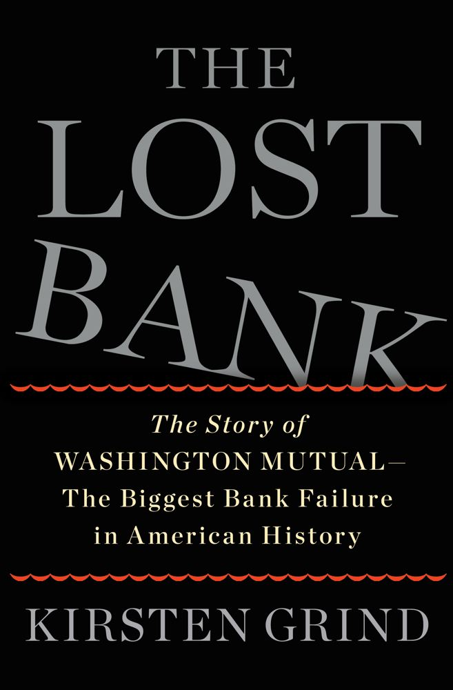 The Lost Bank Cover