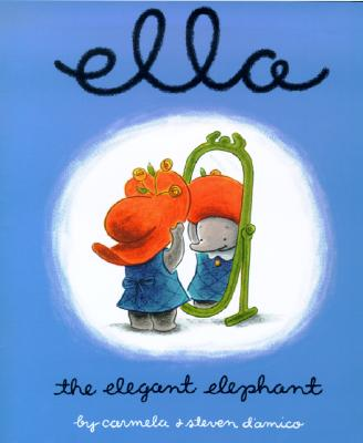 Ella the Elegant Elephant Cover