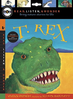 T. Rex with Audio, Peggable Cover