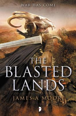 The Blasted Lands Cover