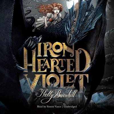 Iron Hearted Violet Lib/E Cover Image