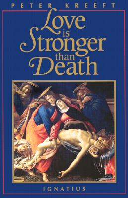 Cover for Love Is Stronger Than Death