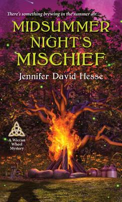 Midsummer Night's Mischief (Wiccan Wheel Mysteries) Cover Image