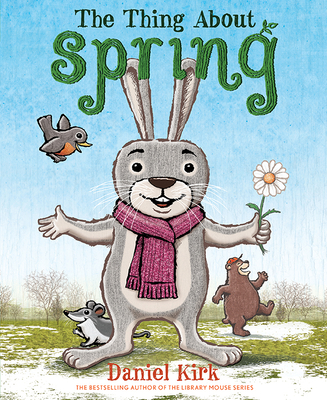 The Thing about Spring Cover