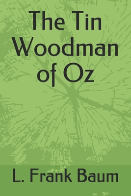 The Tin Woodman of Oz Cover Image