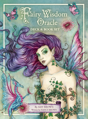 Fairy Wisdom Oracle Deck and Book Set Cover Image