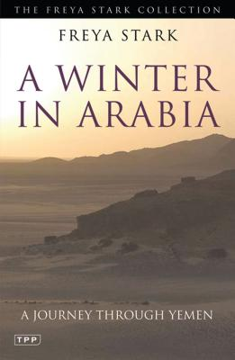 A Winter in Arabia Cover
