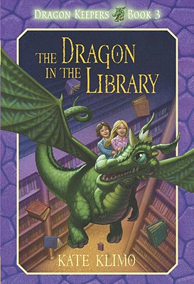 The Dragon in the Library Cover