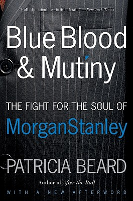 Blue Blood and Mutiny Cover