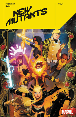 New Mutants by Jonathan Hickman Vol. 1 Cover Image