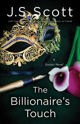 The Billionaire's Touch (Sinclairs #3) Cover Image