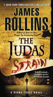 The Judas Strain Cover Image
