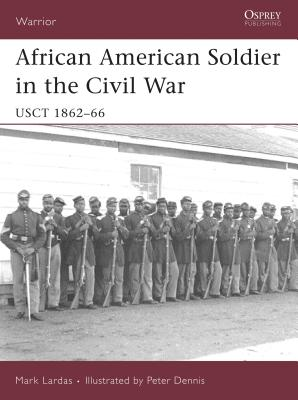 African American Soldier in the Civil War Cover