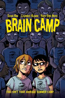 Cover for Brain Camp