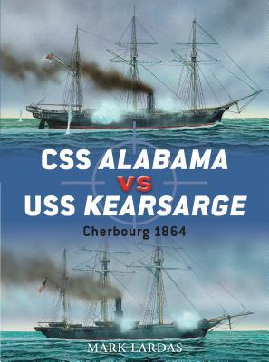 CSS Alabama Vs USS Kearsarge Cover