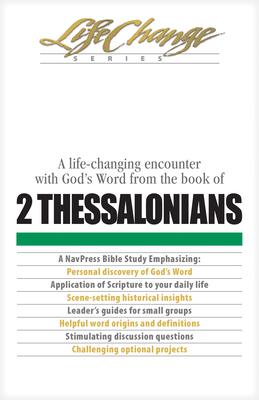 2 Thessalonians (LifeChange) Cover Image