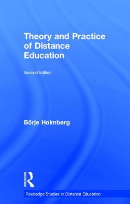 Cover for Theory and Practice of Distance Education (Routledge Studies in Distance Education)