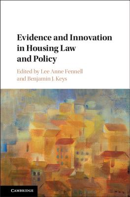 Evidence and Innovation in Housing Law and Policy Cover Image