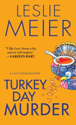 Turkey Day Murder (A Lucy Stone Mystery #7) Cover Image