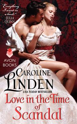 Love in the Time of Scandal Cover
