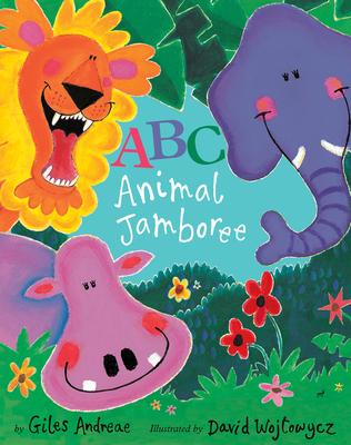 ABC Animal Jamboree Cover